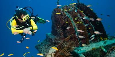 What's the Difference Between Scuba Diving & Snorkeling?, Honolulu, Hawaii