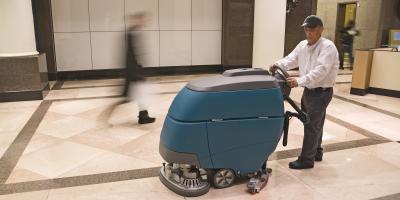 4 Types of Floor Machines Every Office Needs, Honolulu, Hawaii