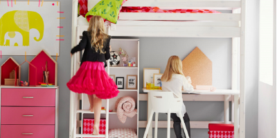 3 Ways Your Child Can Utilize the Space Under Their Loft Bed, Honolulu, Hawaii
