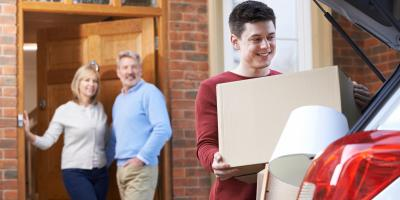 4 Tips for Moving Out of Your Parents' House, Honolulu, Hawaii