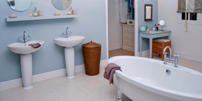3 Benefits of Tile Flooring for Your Bathroom, Honolulu, Hawaii
