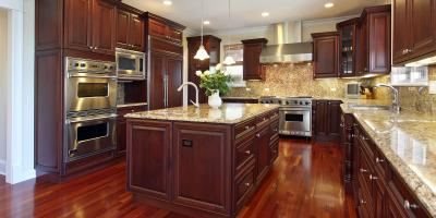 Should You Pick Light or Dark Flooring for the Kitchen?, Honolulu, Hawaii