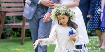 A Guide to Inviting Children to Your Wedding, Honolulu, Hawaii