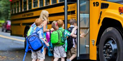 3 Key Components of Blue Bird® Buses, Mount Olive, New Jersey