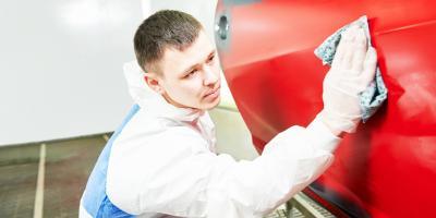 5 Outstanding Benefits of Waterborne Automotive Paint, Hopkins, Minnesota