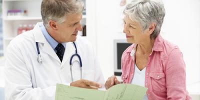 Hospital Staff Explain Signs, Symptoms, & Treatment of Multiple Sclerosis, Ville Platte, Louisiana