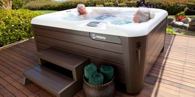 Why Do Hot Tubs Improve Health and Wellness?, Garfield, Michigan