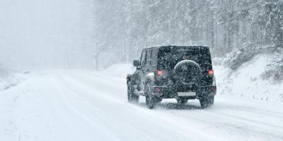 How to Prepare Your Vehicle & Tires for the Alaskan Winter , Anchorage, Alaska