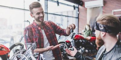 3 Tips When Selecting Your First Motorcycle , Fairfield, Ohio