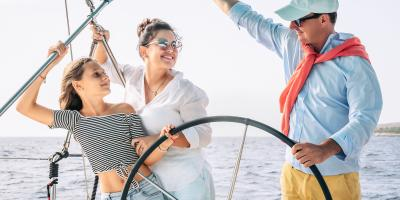 How to Stay Safe on a Boat or Pontoon, Hubbard, Texas