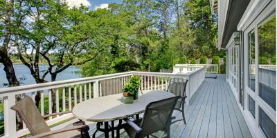 3 Ways Installing a Deck Will Liven up Your Spring, Norwood, Ohio