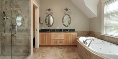 Where to Splurge When Bathroom Remodeling, Hudson, Ohio