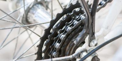 How to Tell the Difference Between Sprockets, Gears, & Cogs, Lincoln, Nebraska