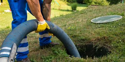 3 Signs It's Time to Call a Septic Pumping Service, Middlefield, Ohio