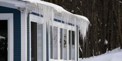 Roofing Contractors Explain How to Handle Frozen Gutters, Hurley, Wisconsin