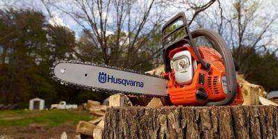5 Signs of a Dull Chainsaw, Middlefield, Ohio