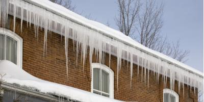 What Are Ice Dams & What Should You Do About Them?, Cincinnati, Ohio