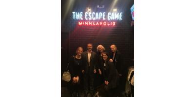 We Couldn't Escape!!!, Edina, Minnesota