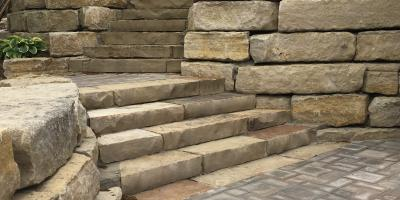 3 Reasons to Choose Stone for Outdoor Stairs, Grant, Nebraska