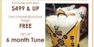 BOW NANZA!!!!! Spring Archery Deal at M&M Archery!, Independence, Kentucky