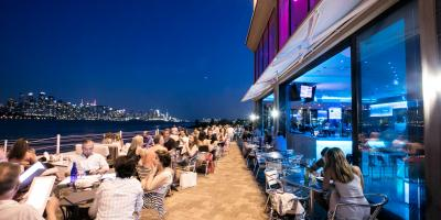 3 Reasons to Visit the Outdoor Patio Bar at Waterside Restaurant & Catering This Summer, North Bergen, New Jersey