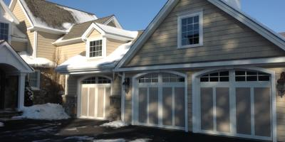 5 Questions to Ask About a Garage Door Replacement, Milford, Connecticut