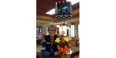 If you see this Visioncare Girl Wish her a Happy Birthday, Ripon, Wisconsin