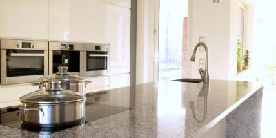 How Granite Countertops Became the Kitchen Standard, Jackson, California