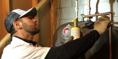 Top 3 Signs Your Water Heater Needs Replacement, Forest Hill Village, Montana