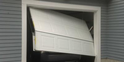 What You Should Consider Before Attempting DIY Garage Door Repairs, Milford, Connecticut