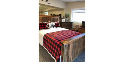 Cozy Up with Bedding from Sleep Central, Minocqua, Wisconsin