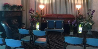 Memorial Service Etiquette, Colchester, Connecticut
