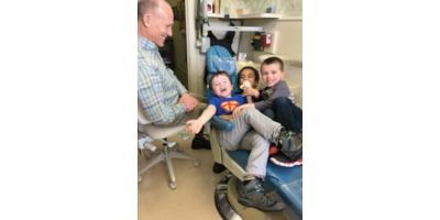 Children's Dental Health Month, Lewisburg, Pennsylvania