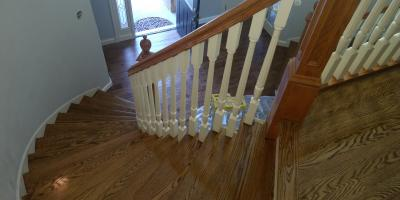 What Color Should You Stain Hardwood Floors If You Want to Sell?, Springfield, Massachusetts
