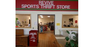 Revive Sports Store Thrift wants you!, Hastings, Nebraska