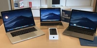 We have the latest Apple products!, King of Prussia, Pennsylvania