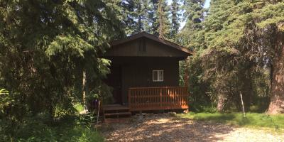 What It's Like to Live in a Dry Cabin, Fairbanks, Alaska