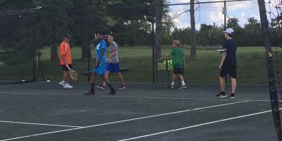 What Will Learning Tennis Do for My Child?, Beavercreek, Ohio
