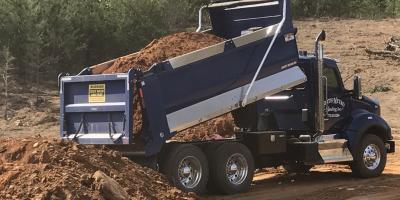 Top Three Reasons to Hire a Dump Truck Company, Ball Ground, Georgia
