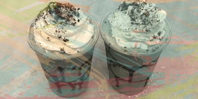 $5 for 2 cookie monster shakes (16oz), Ewa, Hawaii