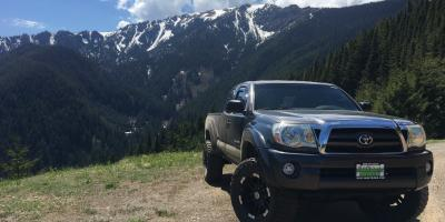 If you are looking to go see the best 4x4 trails and views in Washington state the you must check this out! , Gorst, Washington