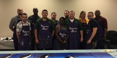 Team-Building Activities: 3 Reasons to Opt For Painting Parties, La Grange, New York