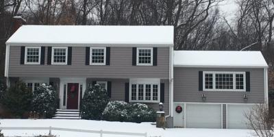 Roofing Company Explains the Importance of Roof Shoveling, New Canaan, Connecticut