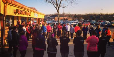 Running & Walking 101 & 101.5 Dates Announced, Washington, Ohio