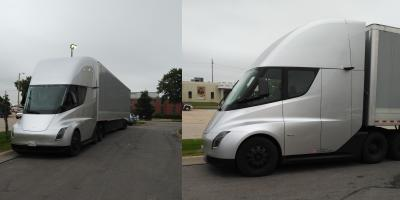 TESLA SEMI SPOTTED IN LINCOLN, NE!!!!  Click the following link to read more about it..., Lincoln, Nebraska