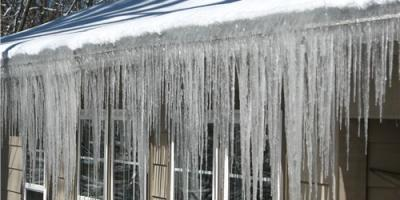 4 Solutions to Ice Dams for Independence, KY's Best Roofing Contractors, Independence, Kentucky