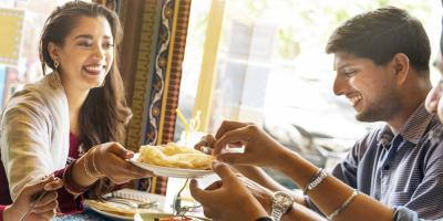 3 Etiquette Tips When Eating Indian Food, Manhattan, New York