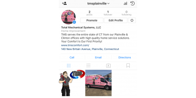 TMS Is Now On Instagram!, Plainville, Connecticut