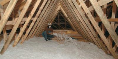 Common Questions About Blown-In Cellulose Attic Insulation, Fairfield, Ohio
