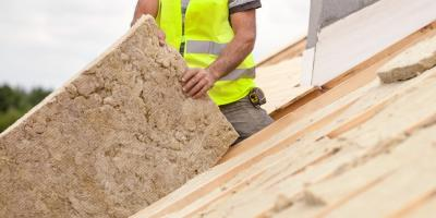 How to Choose the Right Insulation Material for Your Home Weatherization, Alexandria, Virginia